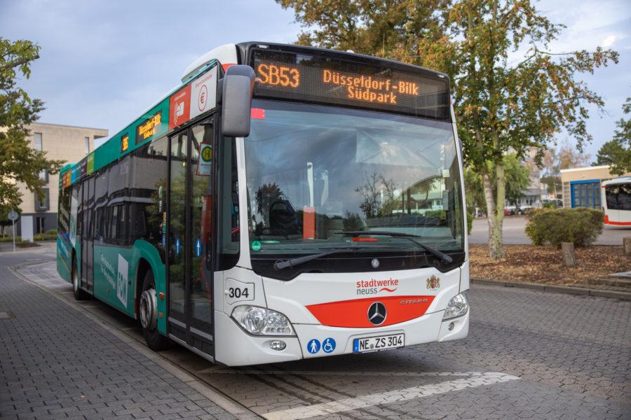 Schnellbuslinie SB53